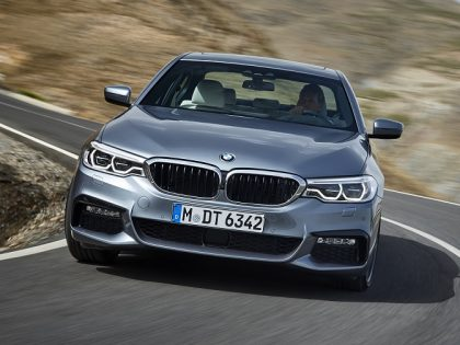 New BMW 5-Series – built for business