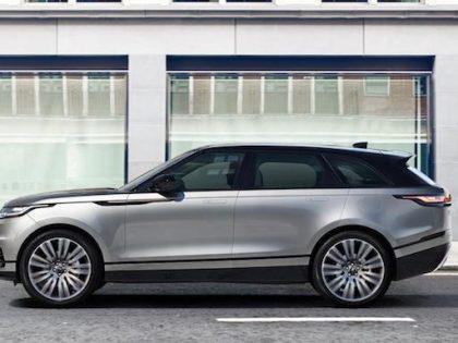 New Velar rides high in Range Rover range