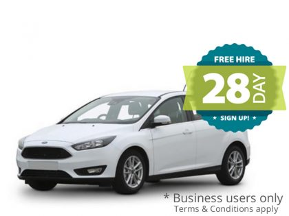 Free hire car for 28 days!…and the Winner is?