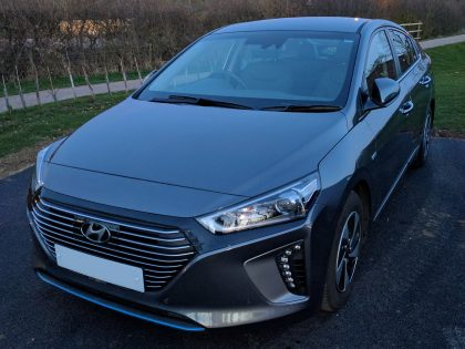 Hyundai Ioniq Hybrid customer review