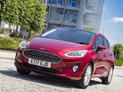 New Fiesta is filled with big-car goodies