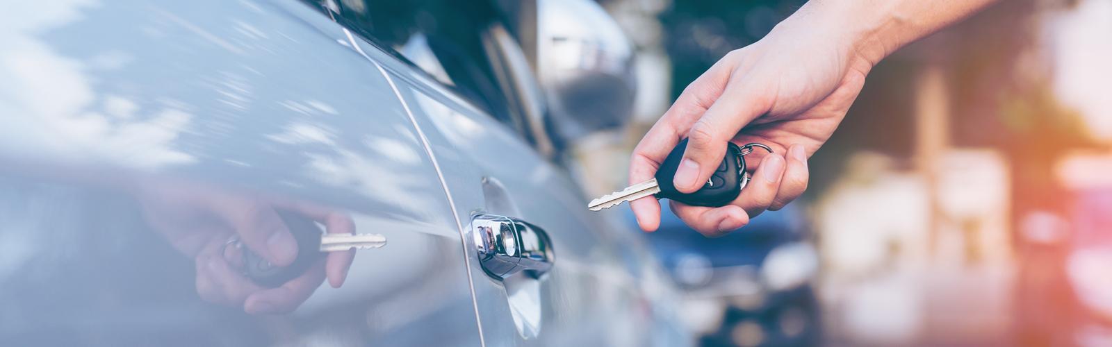 Car rental provision