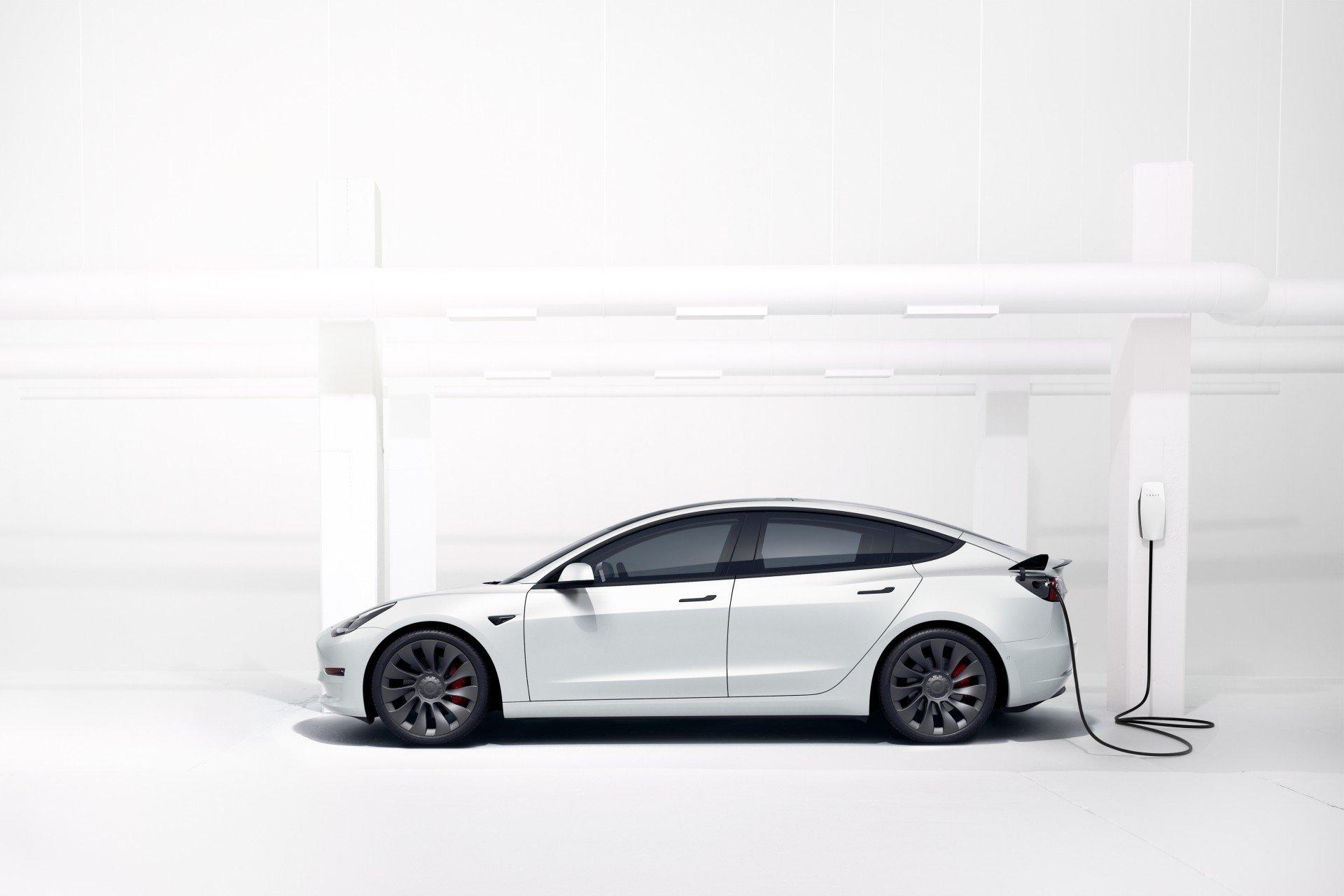 Tesla Model 3 top of September's sales charts